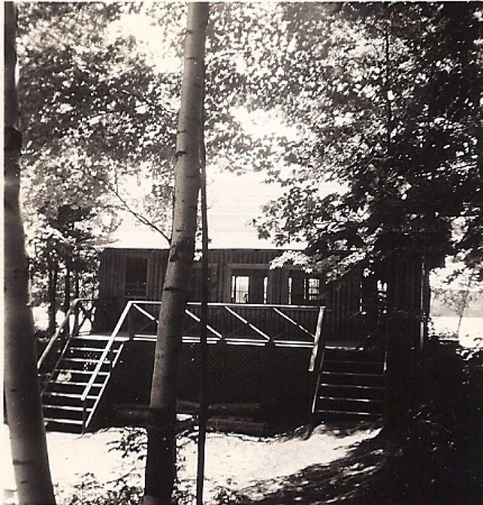 Rec Hall 1953