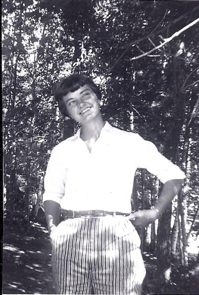 1955 camper